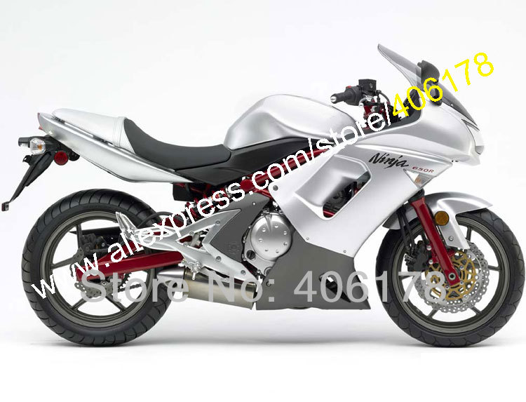 Hot Sales,Fairing For Kawasaki 650R ER6F 650R ER-6F 650R ER 6F 2006 2007 2008 06 07 08 Ninja 650R ER 6f Motorcycle Fairings(China (Mainland))