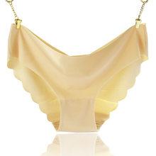 ECMLN แฟชั่นขายดีผู้หญิงแฟชั่น Seamless ชุดชั้นใน G String ชุดชั้นในเซ็กซี่ชุดชั้นในสตรี Intimates กางเกง(China)