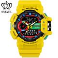 SMAEL Sport Watch Men Digital LED Watch 50M Waterproof Dive Watch Military Men Wristwatch relogios masculino
