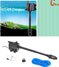 GZ Songbao aquarium mute three one pump aerator built-in filter - GZpyl store