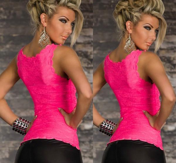 Lace Women Tank Top 2015 Summer Fitness Sleeveless Women s Tank Camis Women Tops Tank Vest