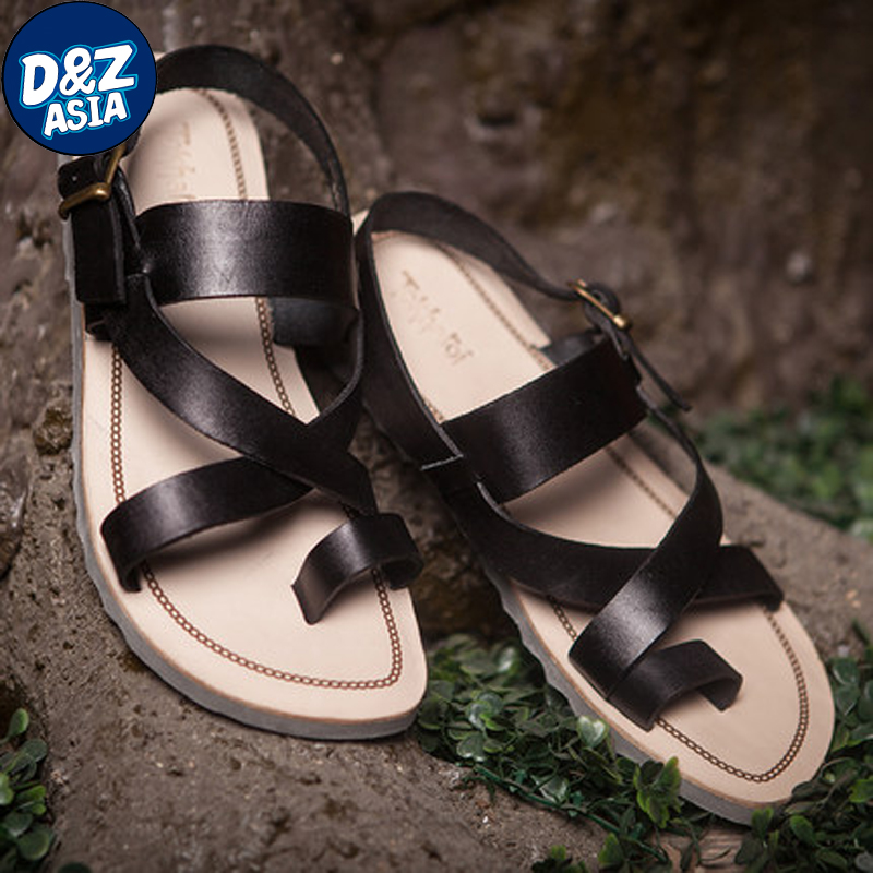 2015 summer new original personality handmade leather sandals, low heel pointed leather shoes<br><br>Aliexpress