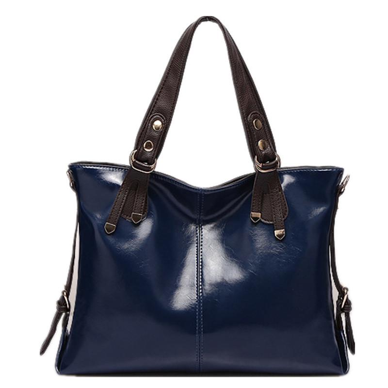European&American Style Women's Leather Pag Big Size 2016 Fashion Handbga Women Messenger Bags Shoulder Large Capacity GQ1493(China (Mainland))