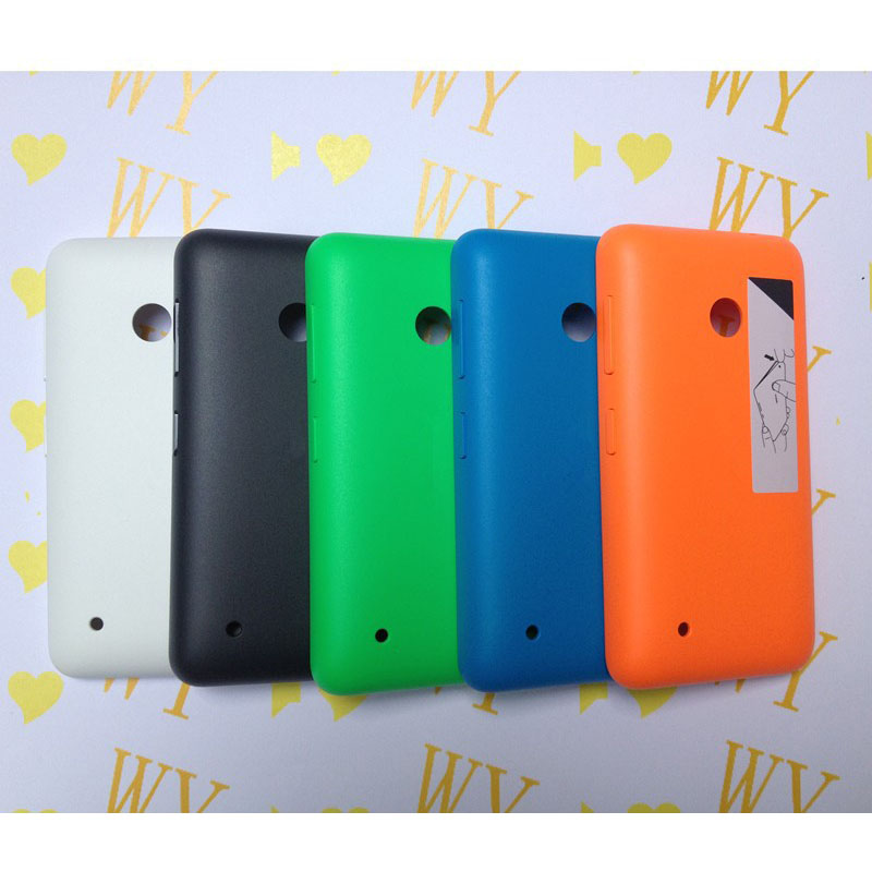 New Mobile Phone Housing For Nokia Lumia 530 Battery Cover Case Back Housing For Microsoft Lumia 530 Brand New In Stock(China (Mainland))