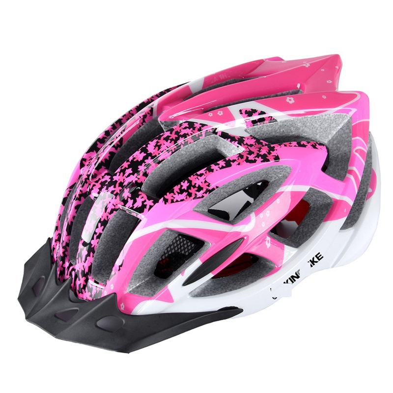 Hot Sale Women High Quality Sport Safety Bicycle Skating Hip-hop Roller Motorcycle Helmet Light Helmet Free Ship(China (Mainland))
