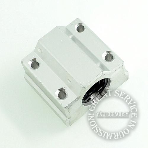 3D printer parts SCS8UU 8mm Linear Bearing Slide Bearing(China (Mainland))