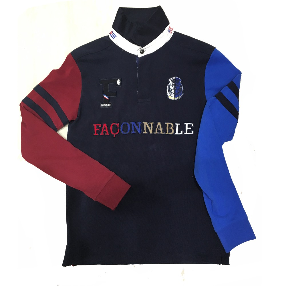 ffc3ab87f97 polo faconnable pas cher