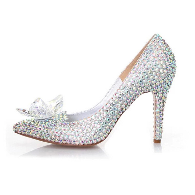 Compare Prices on Women Silver Dress Shoes- Online Shopping/Buy ...