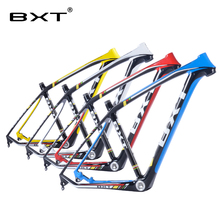 2017 T800 carbon mtb frame 29er mtb carbon frame 29 carbon mountain bike frame 142*12 or 135*9mm bicycle frame free shipping(China (Mainland))