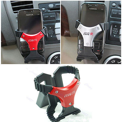 """M112""""Universal Simple Style Car Interior Mobile Phone PDA Stand Holder Hot Sell Black(China (Mainland))"""