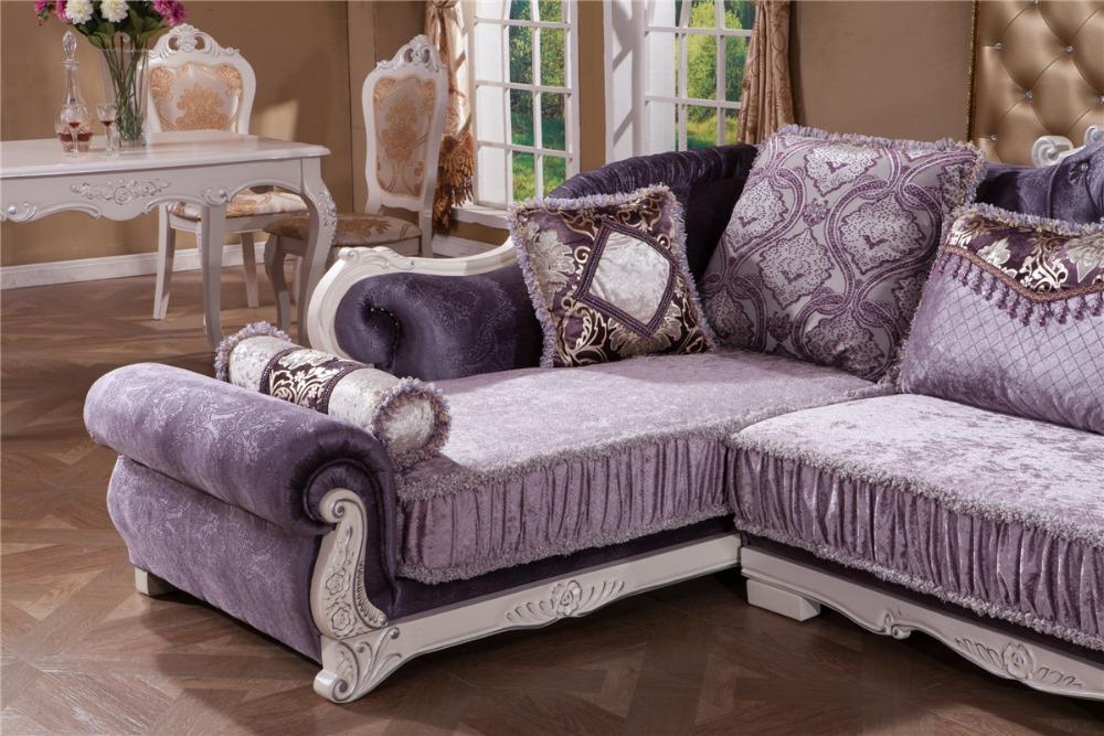 Buy Chesterfield Fabric Corner Sofa Y1519