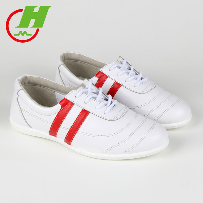 Custom shoes soft leather and kapok Taiji martial arts acrobatics shoe leather shoes in Taijiquan<br><br>Aliexpress