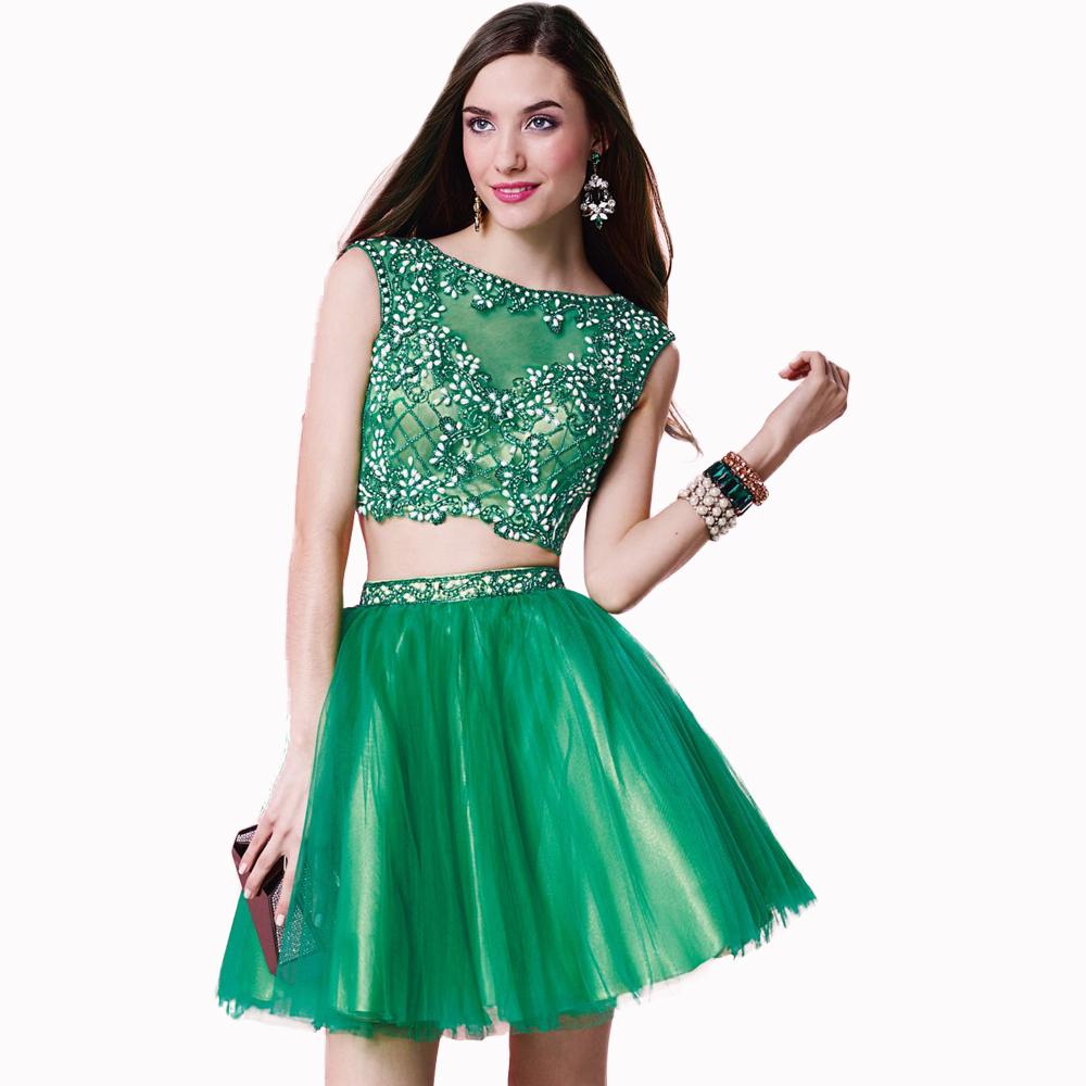 Homecoming Bubble Dresses