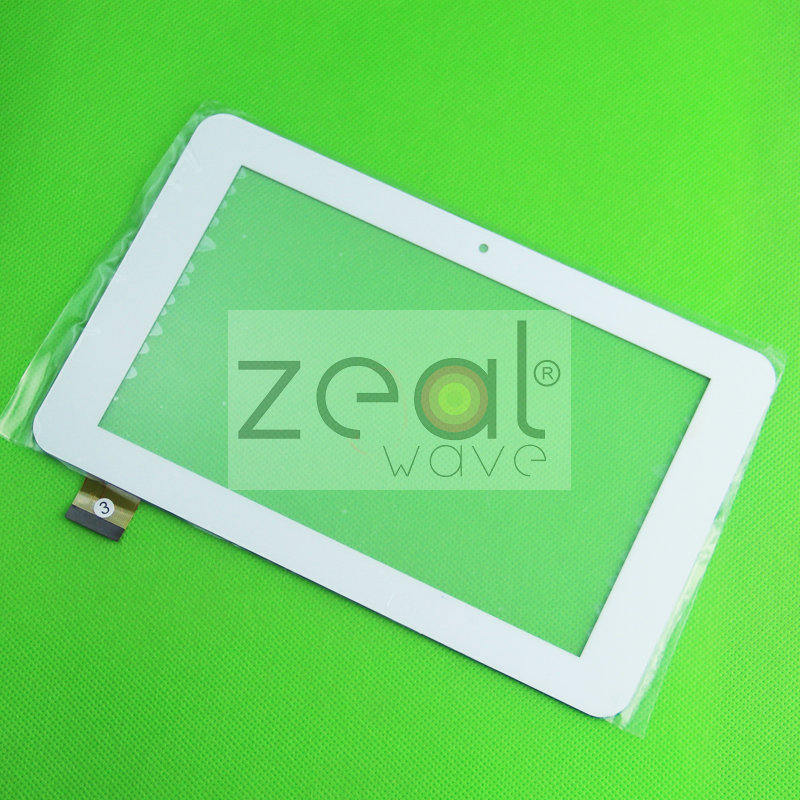 """White For Window YUANDAO VIDO N70S N70 S Dual Core 7"""" Inch ZP9015-7 ZP9015 Tablet PC Touch Screen Digitizer Replacement Parts(China (Mainland))"""
