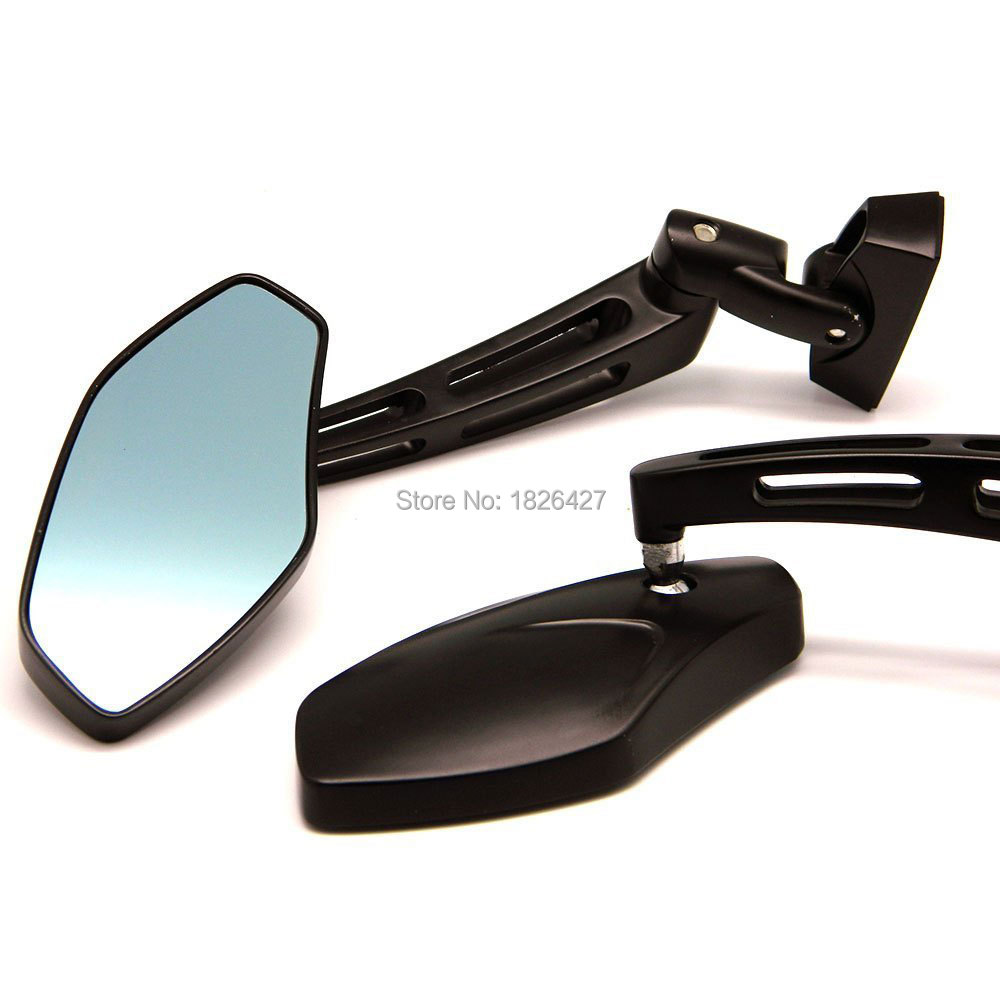 Mirrors for yamaha yzf r1 r6 r6s 1000 600 suzuki gsxr 600 for Yamaha r6 aftermarket mirrors