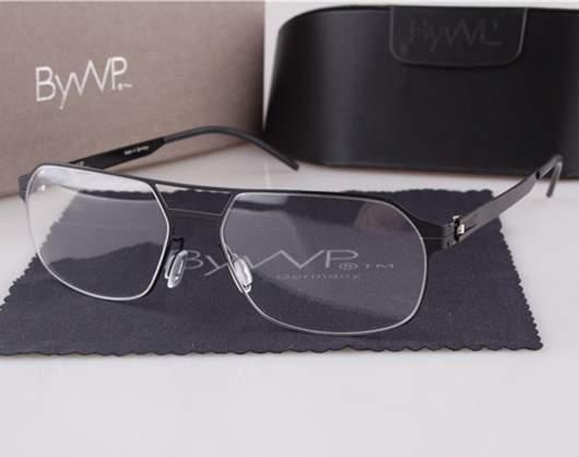 buy fashion bywp eyeglasses frame by10207 optical glasses