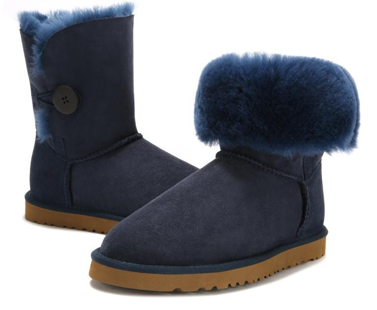 Гаджет  Australia classic Snow boots UG women boots warm Suede Snow shoes leggings for women Free shipping None Обувь