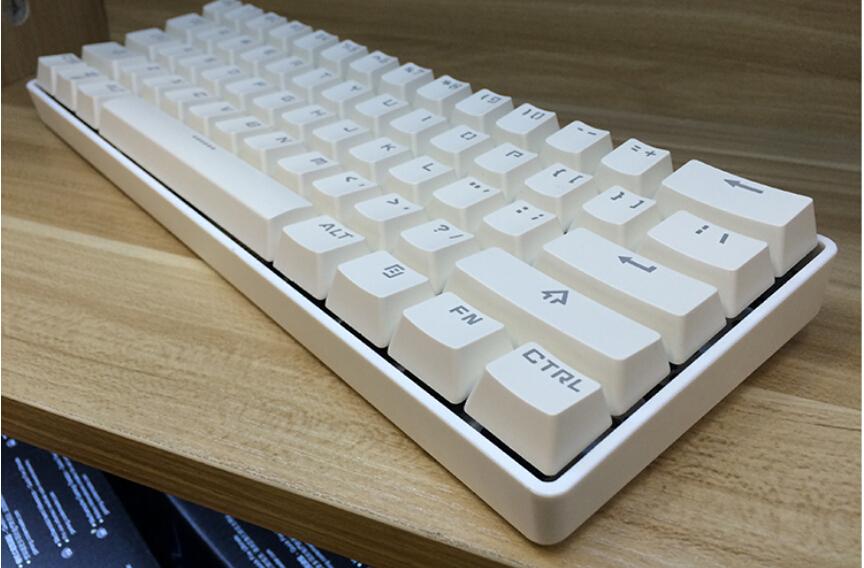Keycaps Key Cap Keypress Black White Translucent Keyboarded ABS OEM for Mechanical Keyboard 87 104(China (Mainland))