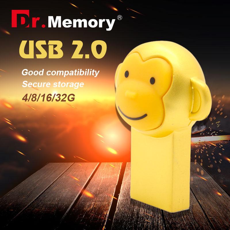 usb flash drive cartoon Dragon Ball u disk metal Monkey King Krilin gift 4gb 8gb 16gb 32gb prawn pendrive Free shipping(China (Mainland))