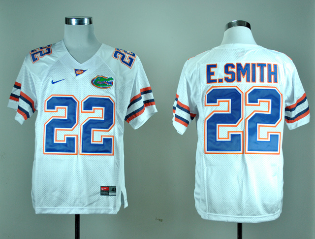 free shipping #6 Jeff Driskel #15 Tim Tebow #22 E.Smith for mens Nike 2016-2017 NEWEST high-quality NEWEST Jeff Driskel Tim Te(China (Mainland))