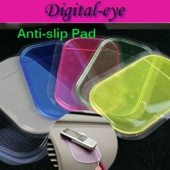 Wholesale Magic Non slip sticky pad anti slip mat Car Anti slip Pad Washable Durable Use Free shipping