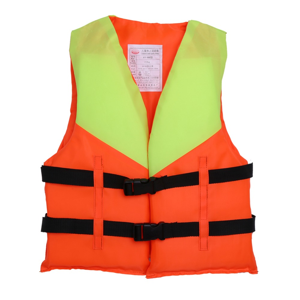 Child Water Sports Life Vest Jackets Children's Lifejacket Saving Vest Swimming Boating Aid Life Jacket For Boating Surfing(China (Mainland))
