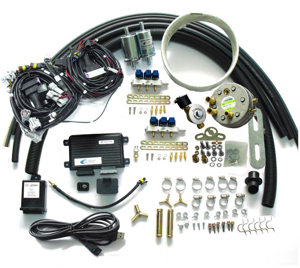 propane gpl s quentielle kits de conversion de syst me d 39 injection pour les voitures essence. Black Bedroom Furniture Sets. Home Design Ideas