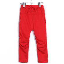 2015 autumn and winter all-match boys clothing girls clothing child trousers casual pants A0500(China (Mainland))