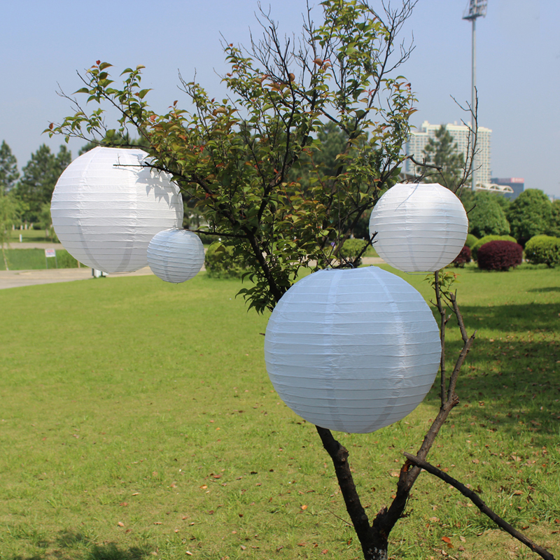 10pcs-6-8-10-12-14-16-Inch-White-Chinese-Paper-Lanterns-For-Party-Wedding-Decoration (2)