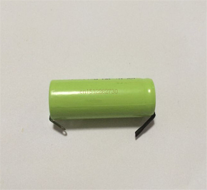 2 Pieces/lot KX Original New 1.2V 4/5A 3500mAh Ni-Mh 4/5 A Ni Mh Rechargeable Battery With Pins Free Shipping(China (Mainland))