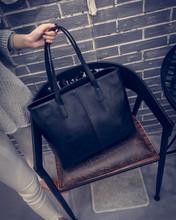 Hot Sale 2016 Women Bag Fashion Women Leather Handbag Shoulder Bags Large Capacity F294