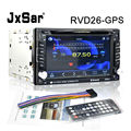 12V GPS Navigation Car Video Audio Player 2 DIN Car Radio HD 6 2 Touch Screen