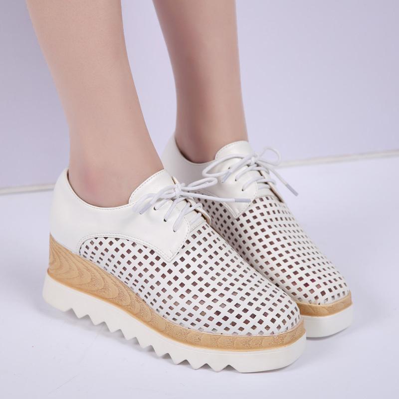 Wedge Women Sport Shoes