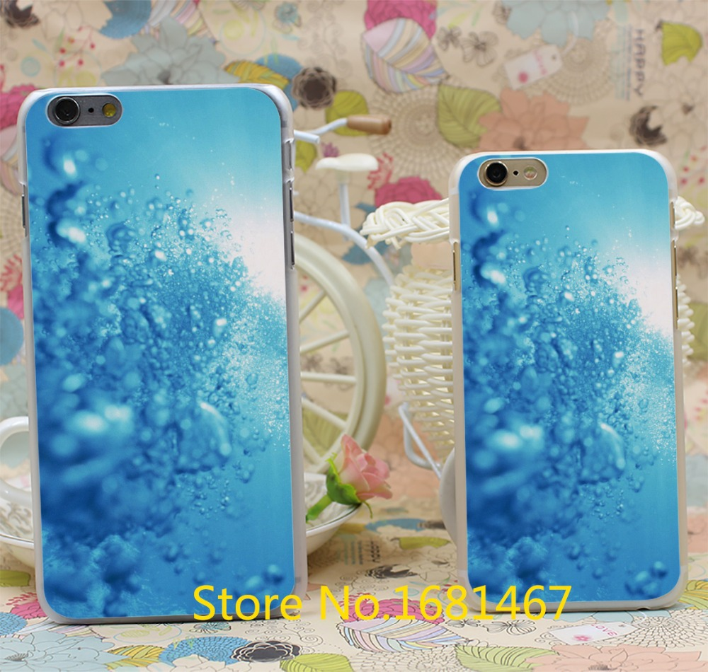 beer Wonderful World Wonderful Sea Under Water Transparent Hard Style For iPhone 6 6s 6g 6+ 6 plus Clear Cover New arrival(China (Mainland))