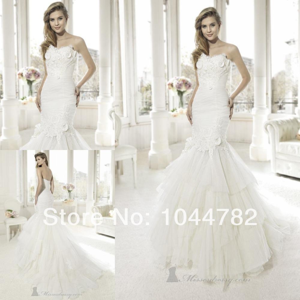 Où acheter des robes de mariée à prix abordable