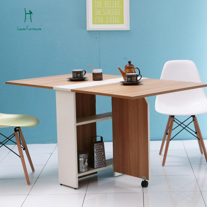 Peque a rectangular mesa plegable compra lotes baratos - Mesa plegable pequena ...