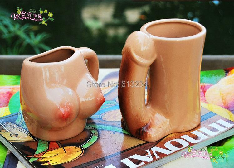 Ceramic Cups Ideas 1set Sexy Ceramic Drinking Cup