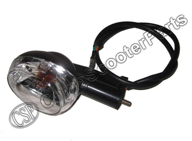 Linhai Roketa XUV ATV SCOOTER 250 260 300 300CC Turning Turn Light Transparent(China (Mainland))