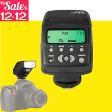 Viltrox JY-610 II JY610 II Mini zapata Universal de Flash Speedlite para Canon Nikon Pentax Olympus Fujifilm Panasonic DSLR cámaras(China (Mainland))