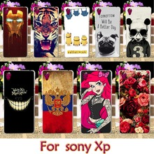 Buy Soft TPU Hard Plastic Case SONY Xperia X performance F8131 F8132 SONY xperia XP Dora SS 5.0 inch Case Cover Shell housing for $1.45 in AliExpress store
