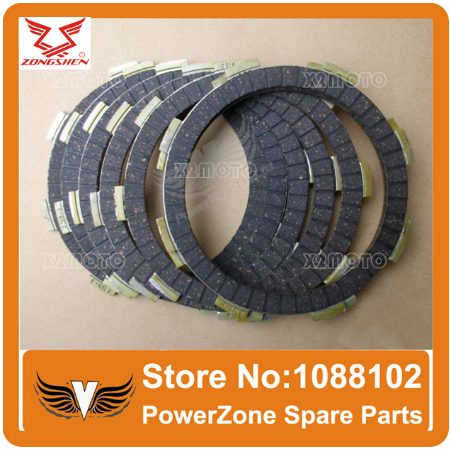 ZONGSHEN 250cc  Engine  Clutch Friction Plate Fit To Most Motorcycle Dirtbike ATV Quad Parts Free Shipping