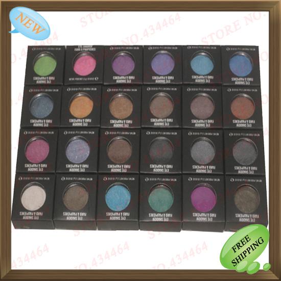 Hot Sale MC Brand Cosmetic Makeup Eye shadow 24 colors Choose 1.5g Eyeshadow Make up Glitter Eyeshadow Palette 1pcs 1 pcs()