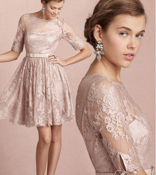 short lovely mint tulle bridesmaid dresses for teens young girls 2014
