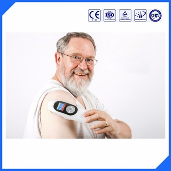 OEM welcomed Muscle pain relievers soft laser therapy home use medical equipment