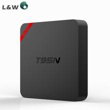 Buy Wechip T95N Mini MX+ Plus Android6.0 TV BOX Amlogic S905X quad-core cortex-A53 1G/8G KODI 16.0 Smart Android Tv box Media Player for $29.99 in AliExpress store