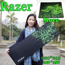 Razer Goliathus Control Speed Mouse Pad Mat large 920*293*3 Gaming Edition locking edge Free shipping