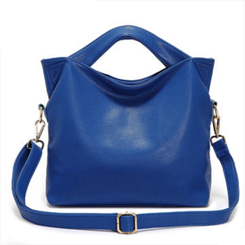 2016Fashion Women Messenger Bags Leather Women's Shoulder Bag Crossbody Bags Casual Famous Brand Ladies Handbags Cross Body Bag(China (Mainland))