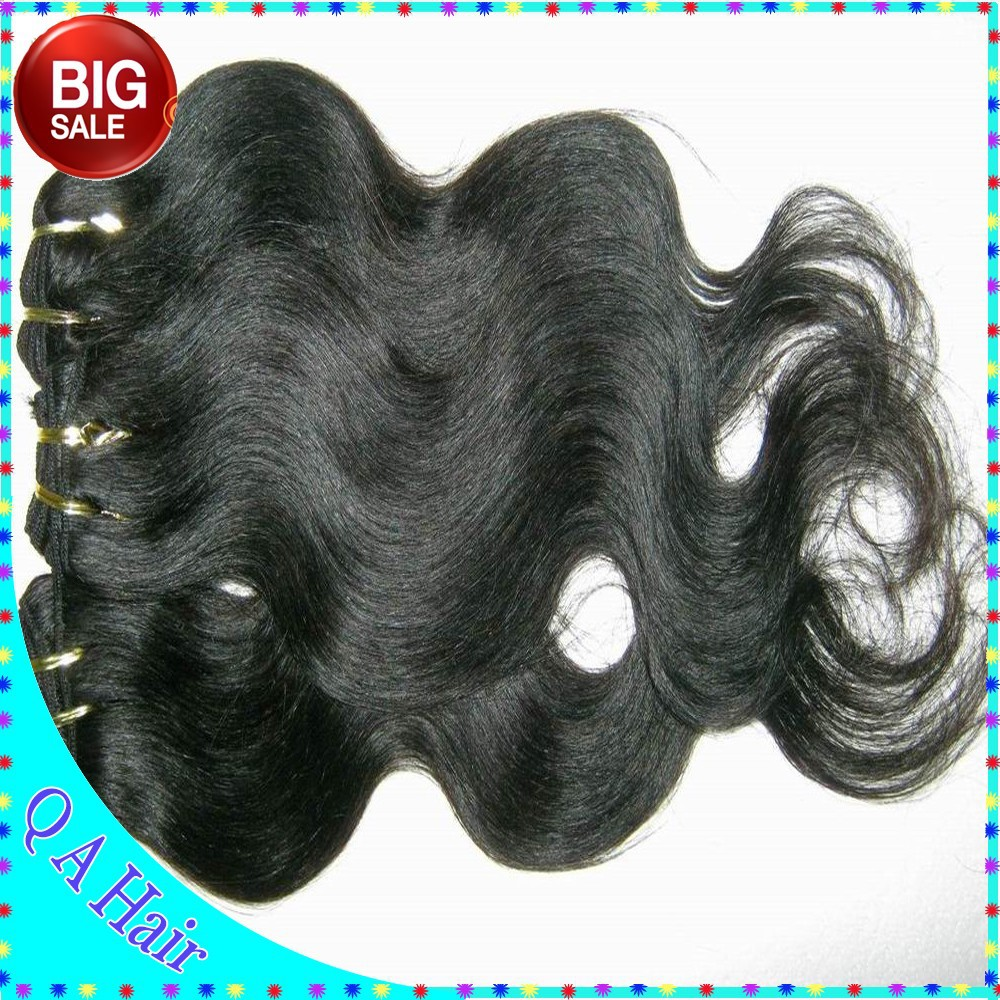 Only Today Big Promotion CHEAPEST Hair Brazilian Body Wave 8pcs/lot Bulk Price Soft&Nice 3-7 days Delivery(China (Mainland))
