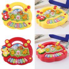 Baby Kids Musical Educational Piano Animal Farm Developmental Music Toy Worldwide sale(China (Mainland))