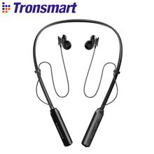 Tronsmart Encore S2 Магнитная Bluetooth 4.1 шейным спортивные наушники(China)